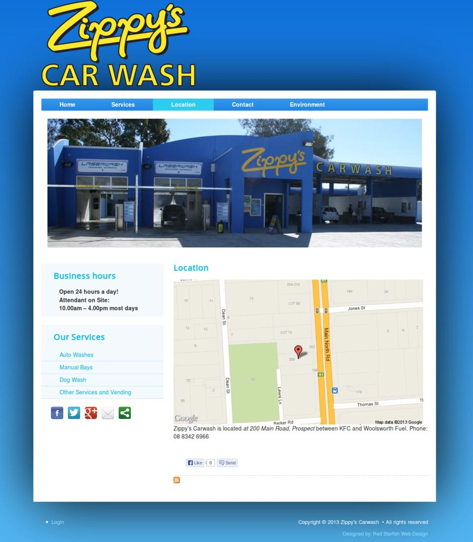 The Wash Car Wash Adelaide