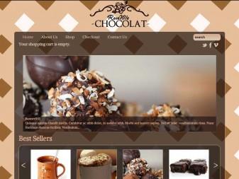 Foods, Chocolate