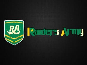 Raiders army